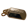 Dog Tag Naamplaatje