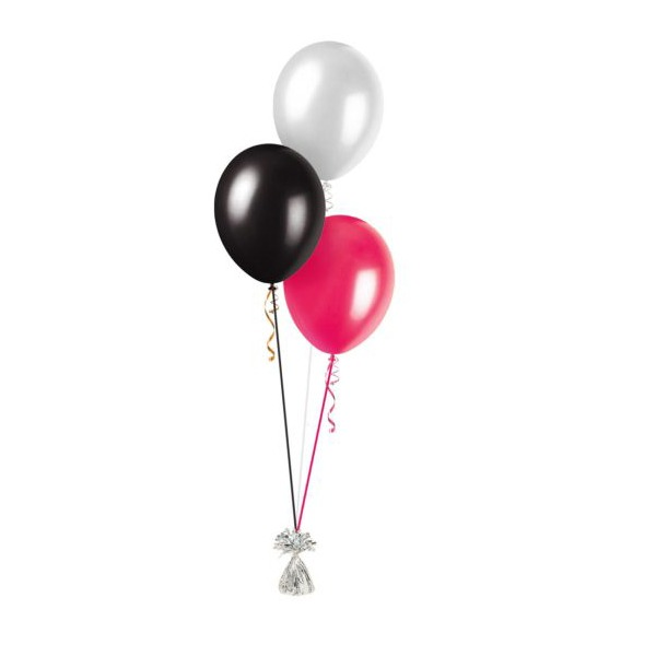 Tafeltros 3x Latex ballon